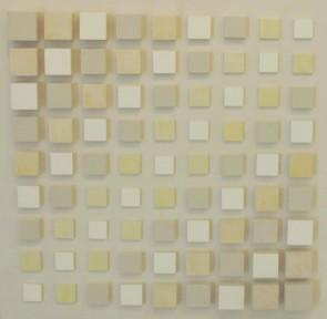 3 Objeto de parede - Christopher Tucker, 2013, 60x60 cm (2)